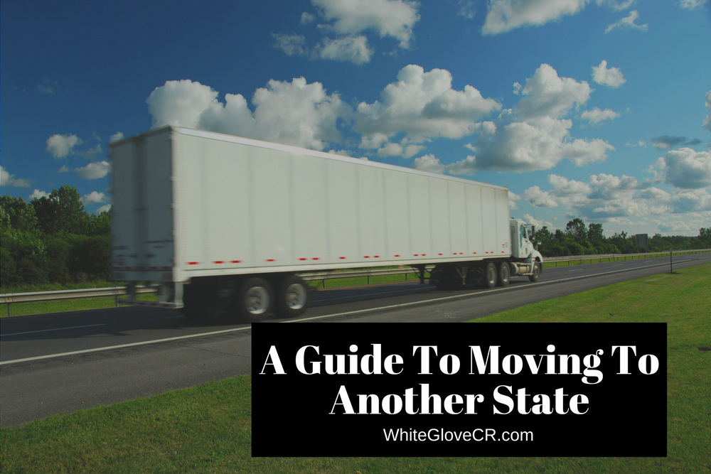 A Guide To Moving To Another State