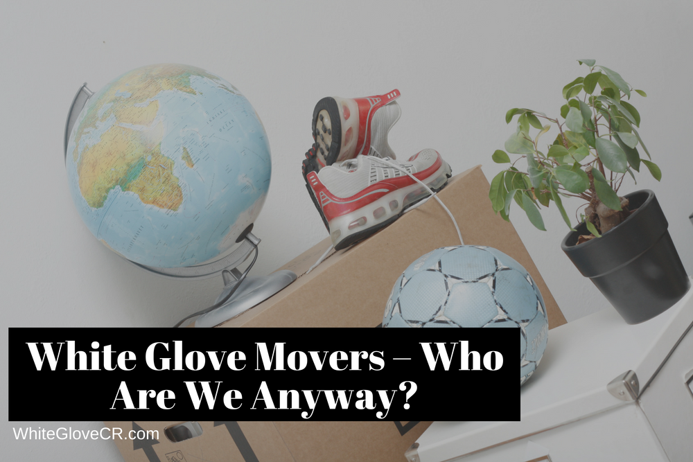 White Glove Movers – Who Are We Anyway?