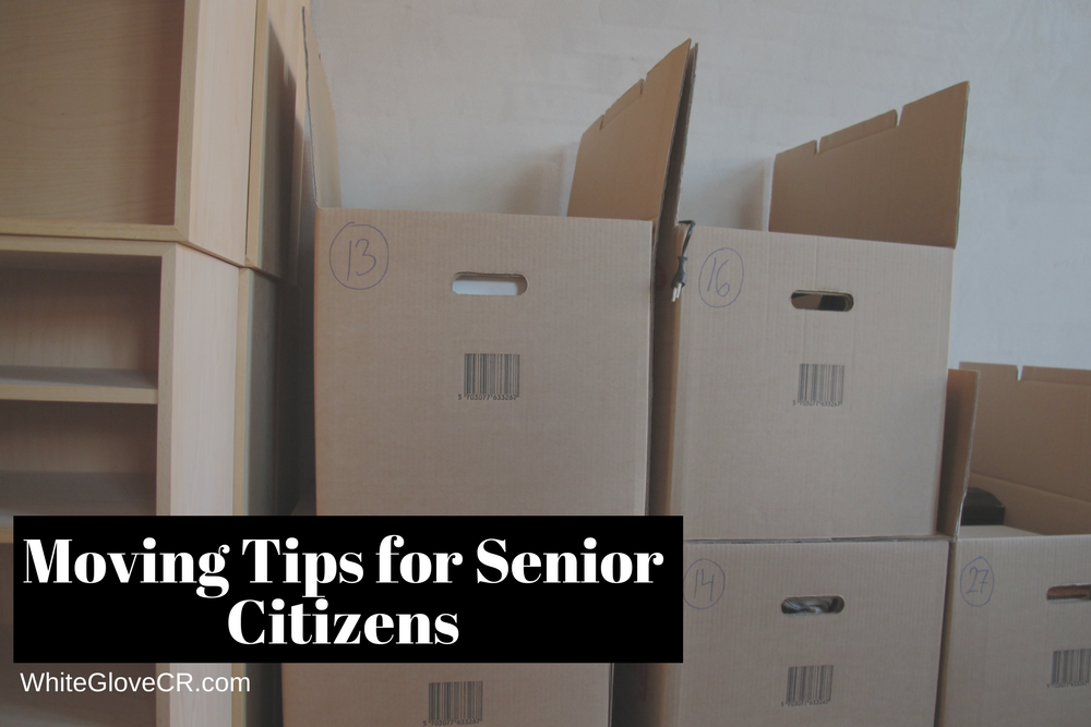 Moving Tips for Senior Citizens