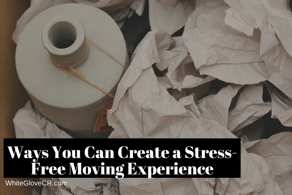 Ways You Can Create a Stress-Free Moving Experience