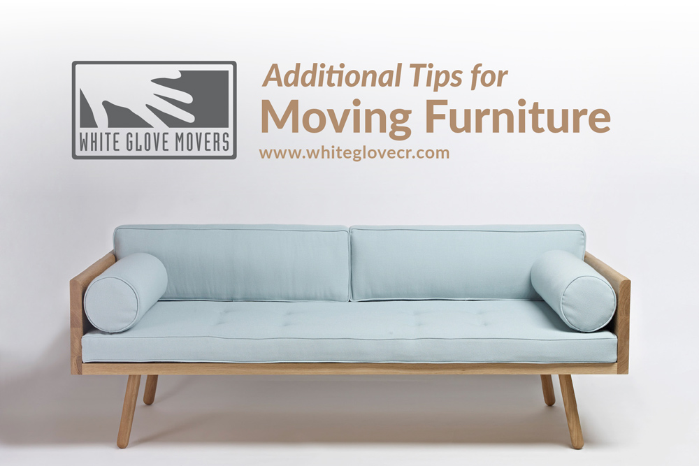 Additional Tips for Moving Furniture