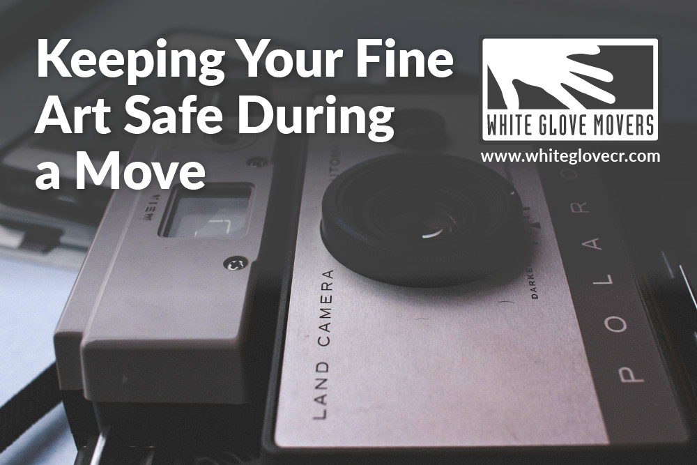 Keeping Your Fine Art Safe During a Move