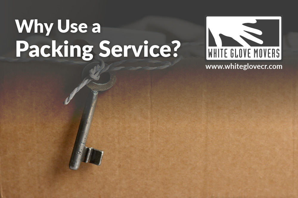 Why Use a Packing Service?