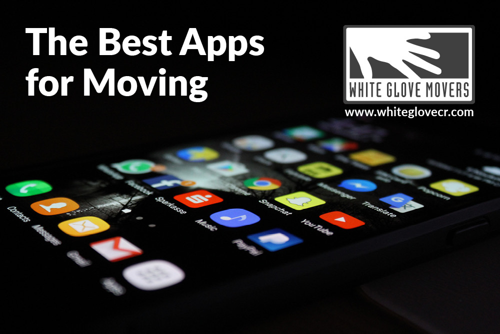 The Best Apps for Moving
