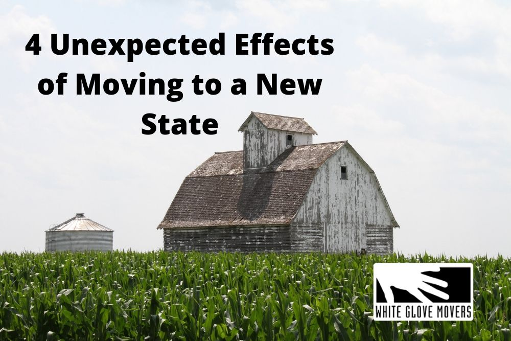 4 Unexpected Effects of Moving to a New State